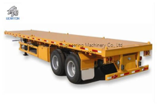 How to Choose Shipping Container Semi Trailers