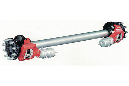 FUWA disc brake series axle