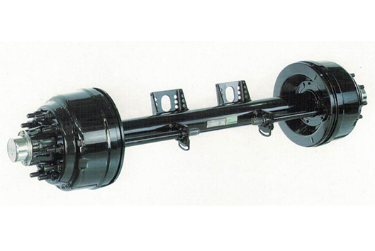 FUWA GP series axle