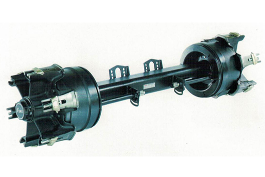 FUWA spoke type series axle