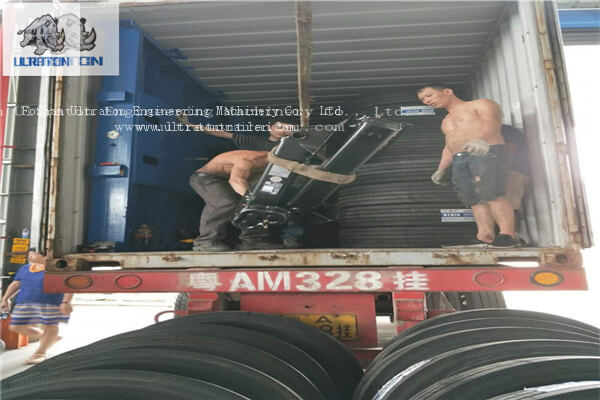 15 Units Of Flatbed Semi Trailer To Tanzania, Africa-6
